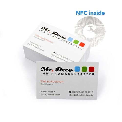 NFC Visitenkarten