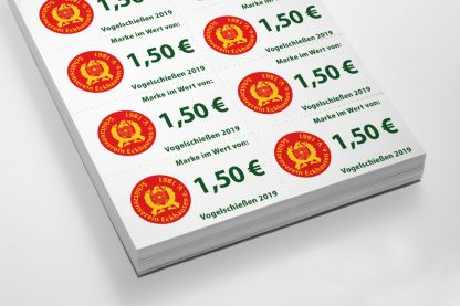 Verein Wertmarke